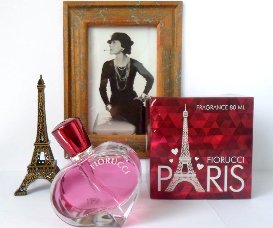 resenha perfume paris by fiorucci....